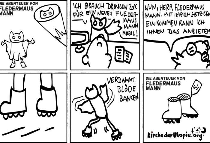 fledermausmann no2
